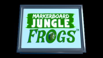 Markerboard Jungle Frogs logo